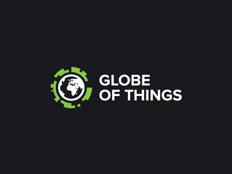 Logo Globe of Things