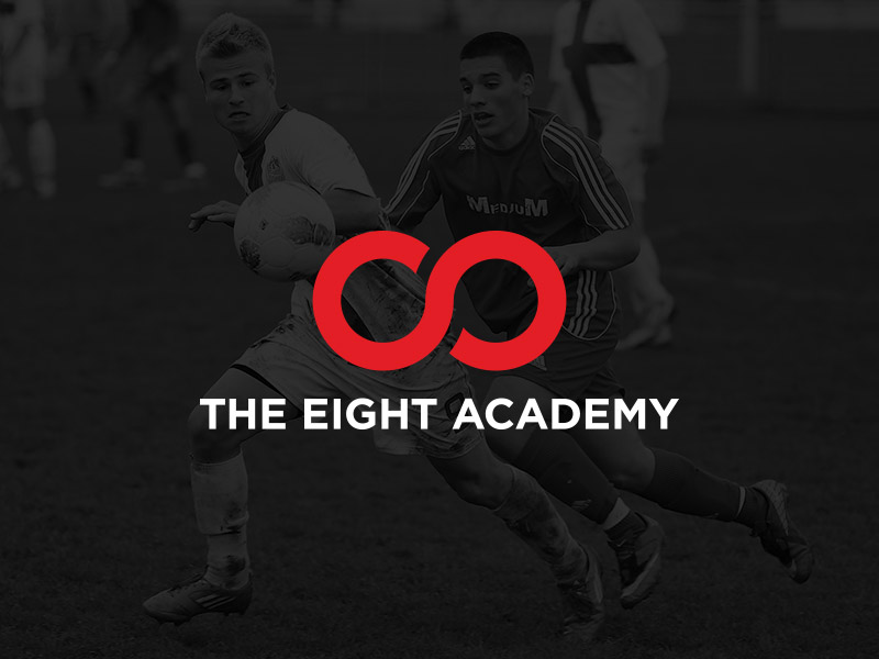 Logo The 8 Academy London